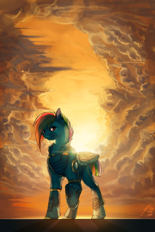 Warrior Dash by BlindCoyote