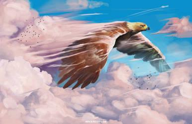Thunder bird by BlindCoyote