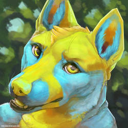 Newcon avatar by BlindCoyote