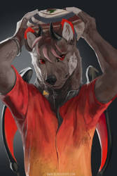 Rugby Boi by BlindCoyote