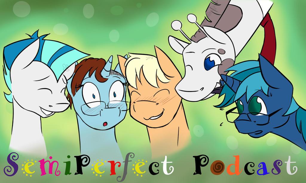 SemiPerfectPodcast Splashy #2 by CadetRedShirt