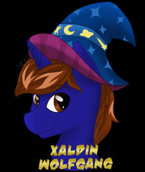 Xaldin Con Badge | C | by CadetRedShirt