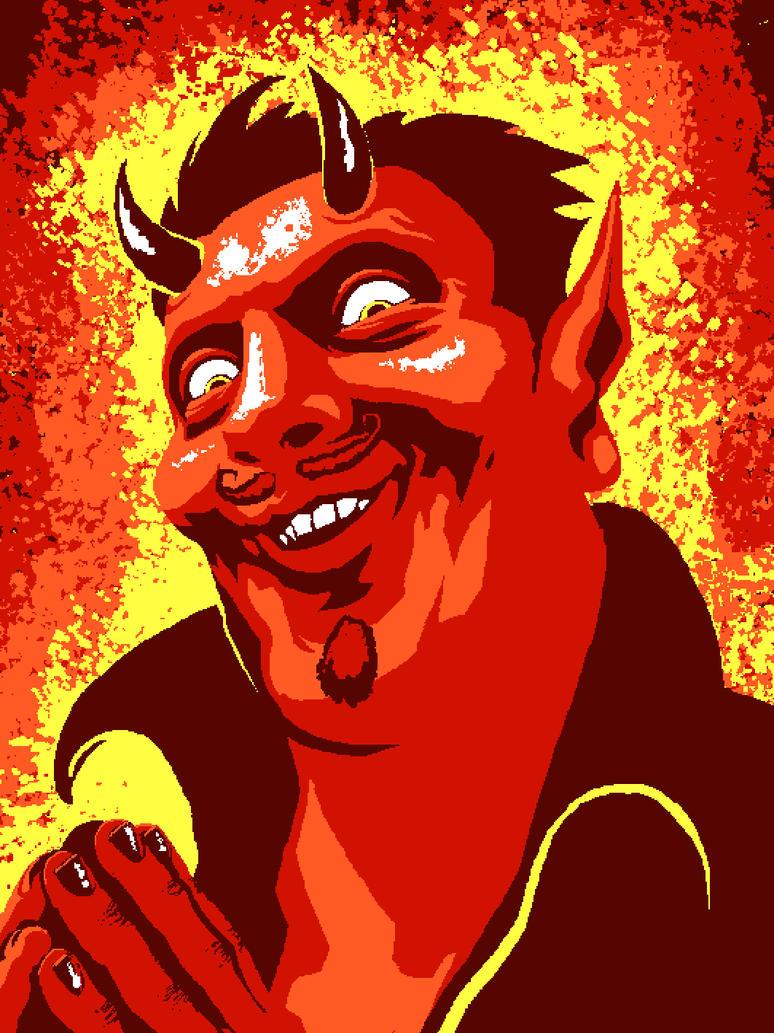 Satan by JousCroe