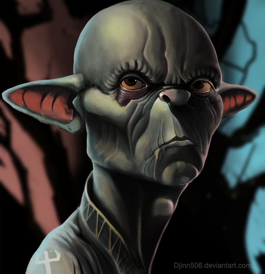 Alien by djinn506