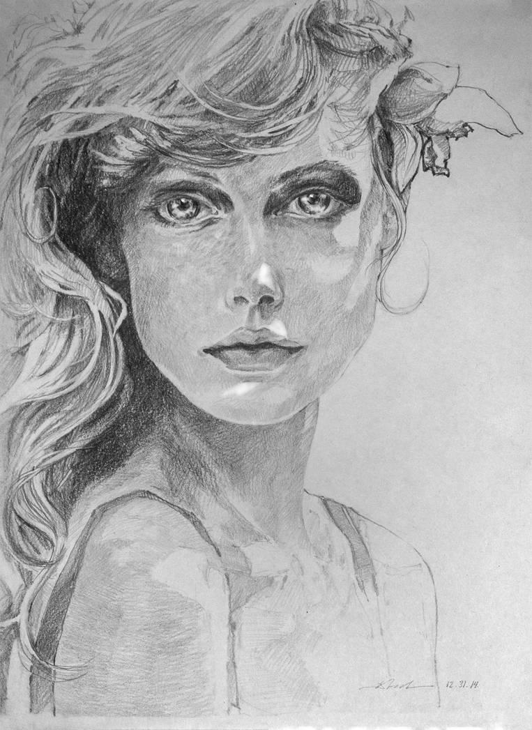 Frida Gustavsson by lucius-phoenix