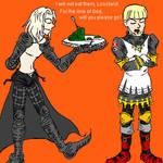 Disturbing Vagrant Story thing by Quatrina