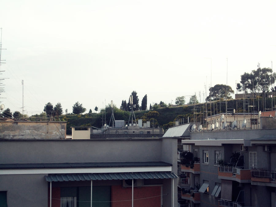 View from the terrace by harajellyfish on deviantart for Use terrace in a sentence
