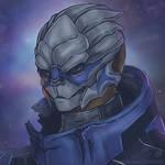 [Mass Effect] Garrus