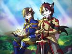 [YCH] Partner - LunarisFox