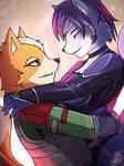[Comm] Fox and Krystal