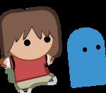 Mac and Bloo dolls