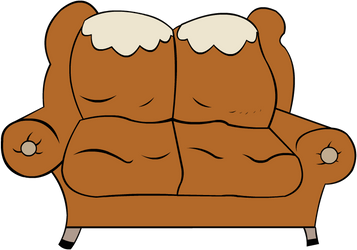 Where did this Couch come from? by Thazkid