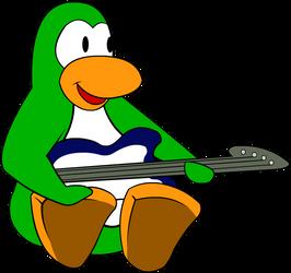 Club Penguin Thaz by Thazkid