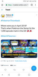 Over 1000 episodes and Ash is still 10 by Thazkid