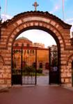Gate to Greek Spirituality by blackskull18