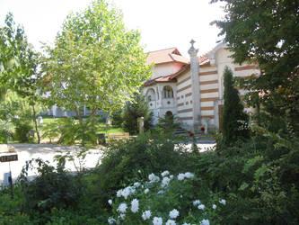 Dervent Monastery by blackskull18