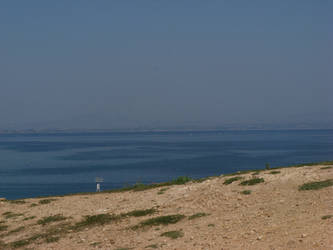 Greek Coastline by blackskull18