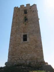 Ancient Halkidiki Tower by blackskull18