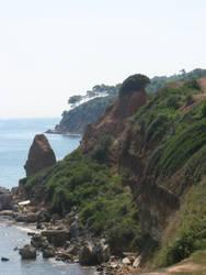 Lively Cliffs by blackskull18