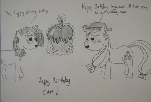 Happy Birthday Cam!