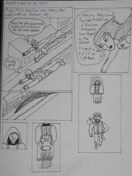 Mighty Mur Vs El Cyst - Page 1 by IronBrony