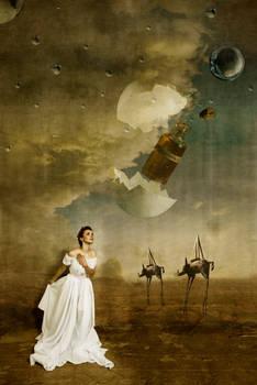 The birth of oniric surrealism