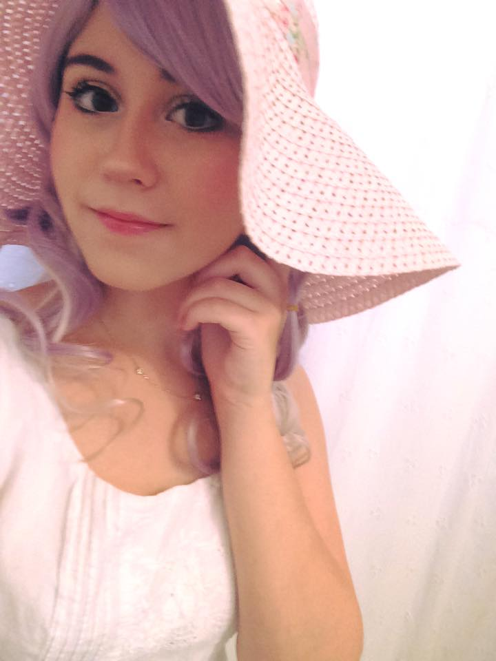 Cute Anime Girl by GeekWonderland