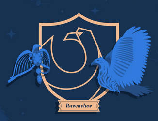 Yes, i am a Ravenclaw