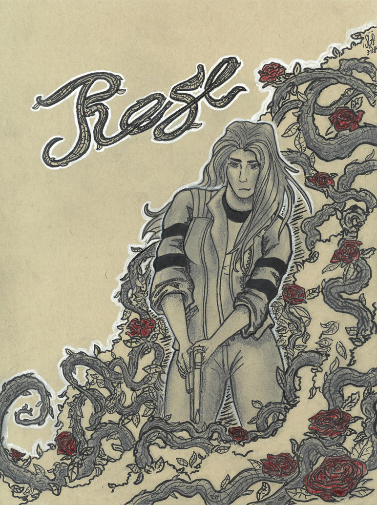 Rose by Gamerlunalicious