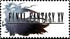 Final Fantasy XV Stamp by Kazutsu