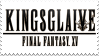 Kingsglaive: Final Fantasy XV Stamp by Kazutsu