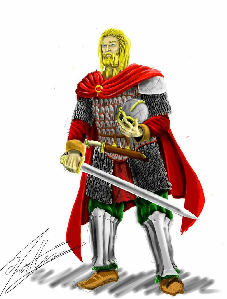 Harald Hadrada by jormungan13