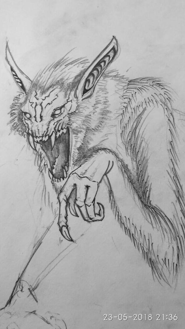 vampire concept by jormungan13
