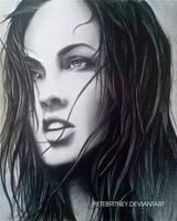 Megan Fox by petebritney