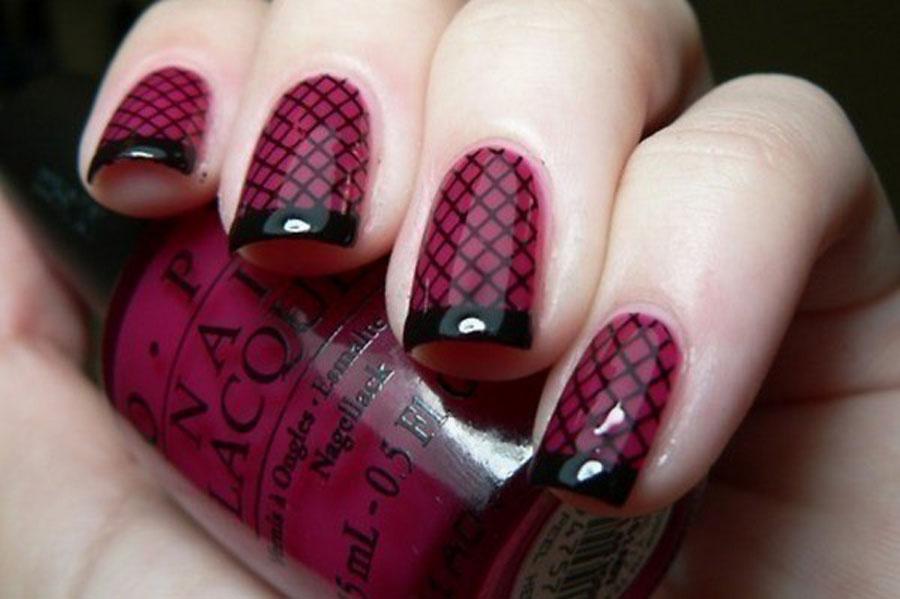 Net Nail Art Designs Ideas By Mamoooooona On Deviantart