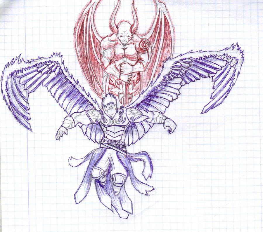 satanic drawing  Tumblr