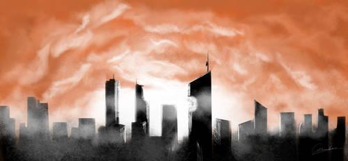 City Below by kojakalex