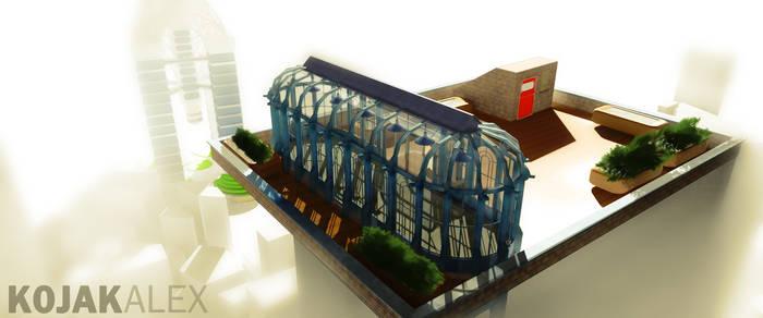 Greenhouse by kojakalex