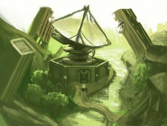 Base HQ by kojakalex
