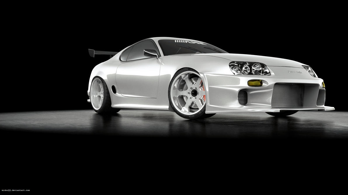 1000HP Supra at Iveytune GT47R