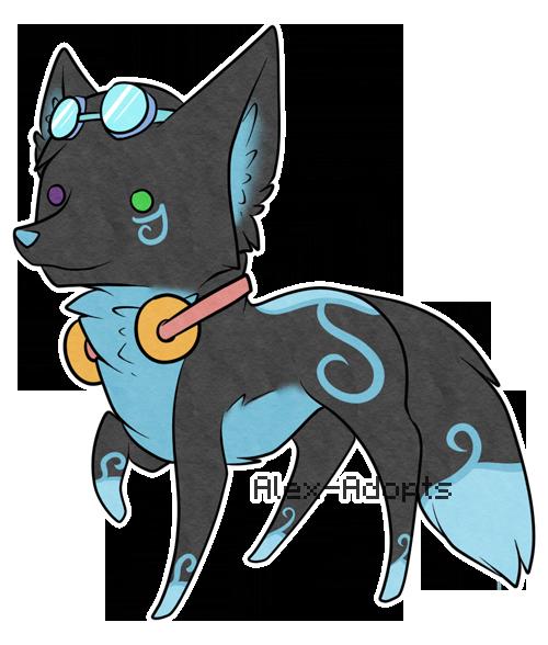 Chibi Fox: Custom