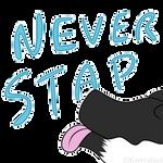 Never Stap