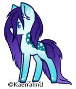 Tiny Pony: CLOSED by Kaerralind