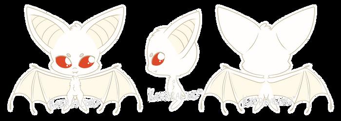 [C] Albino Bat Kwami