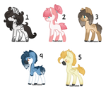 Pony Adopts: CLOSED
