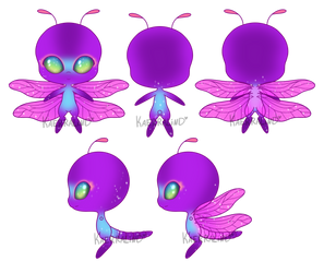 [C] Shimmer the Dragonfly Kwami