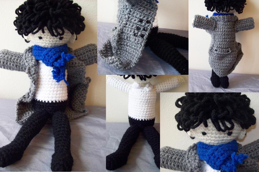 Sherlock (BBC) - New design by oddsterinJpan