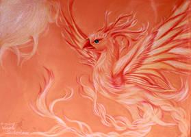 Phoenix by Crystal-Firefly