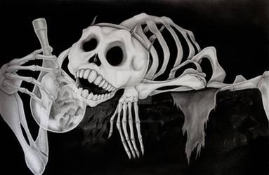 Last Unicorn, Skeleton