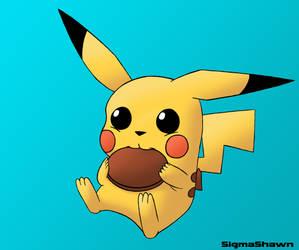 Pikachu by XSigmaShawnX